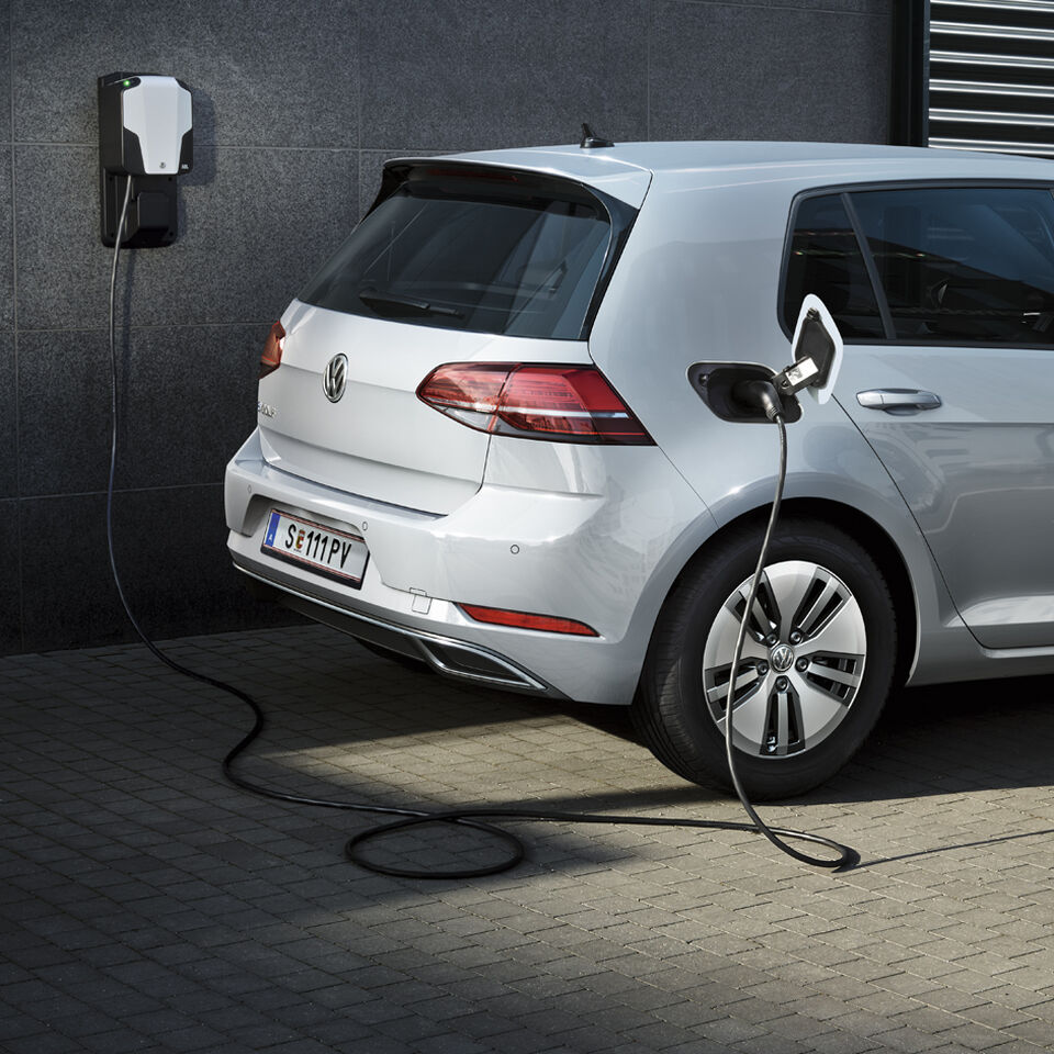 vw elektroauto laden technologie