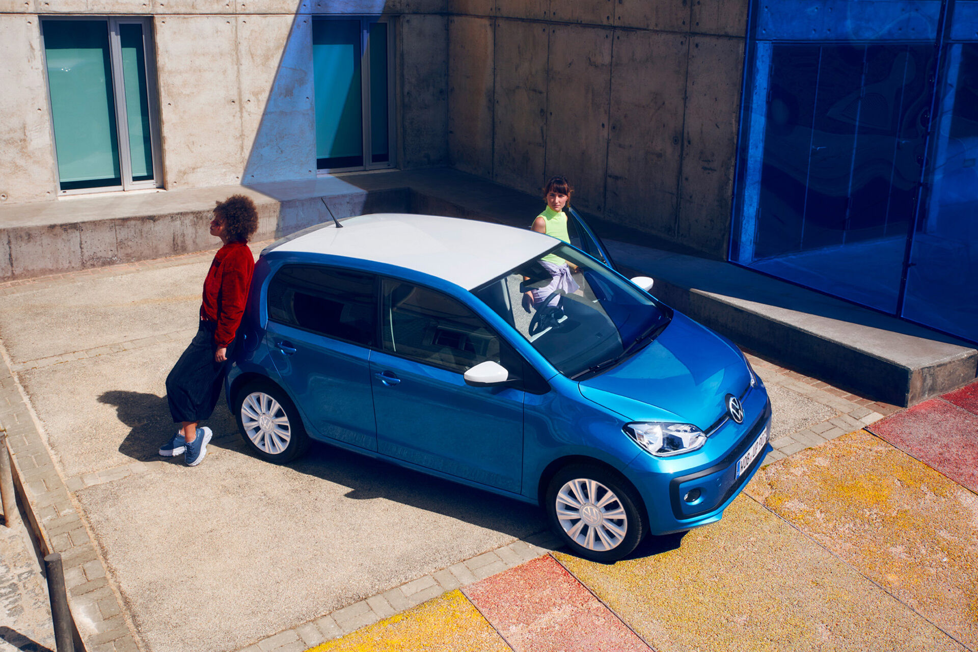 Новият Volkswagen up!