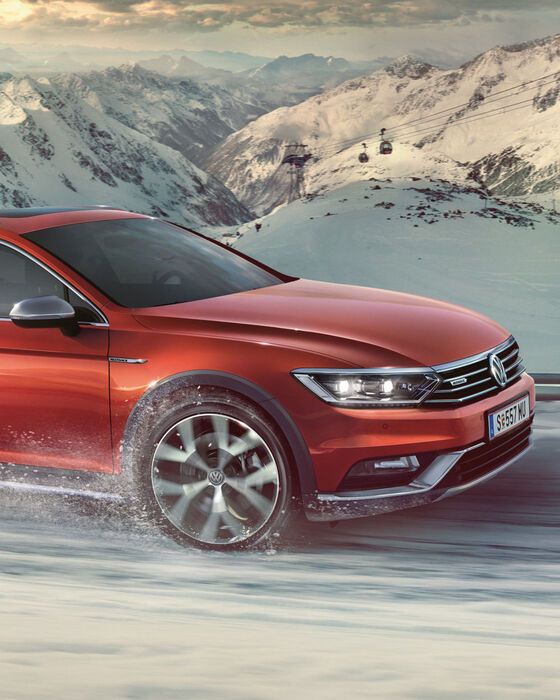 vw volkswagen 4motion allrad winter schnee